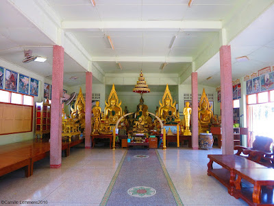 Chinese Temple of Guanyin in Phang Ka