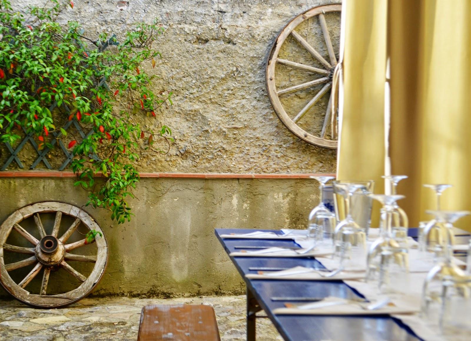 Tuscan houses, italian houses
