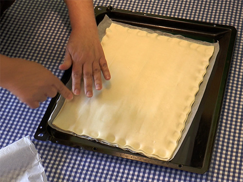 receta hojaldre buitoni la cocinera facil rapido