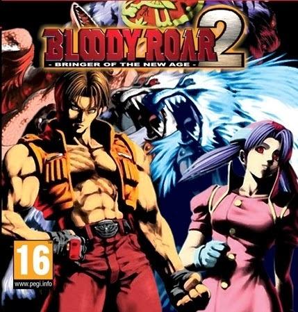 Bloody Roar 2 Game Free Download Full Version