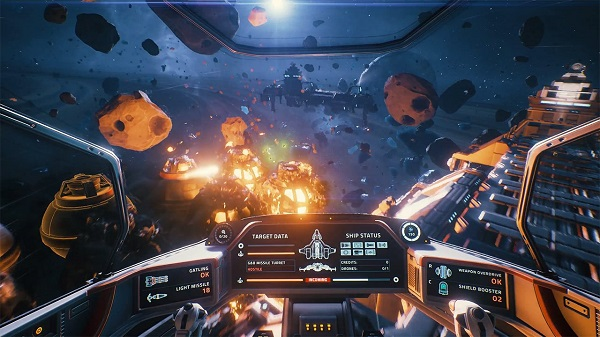 Everspace Stellar Edition Gameplay