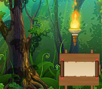 Juegos de Escape - Treasure Jewel Forest Escape