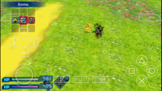 Digimon World Re: Digitize (English Patch) ISO/CSO PSP - Free Download Android PPSSPP Game