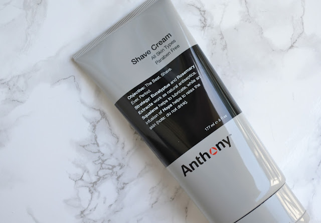 Anthony Shave Cream Review