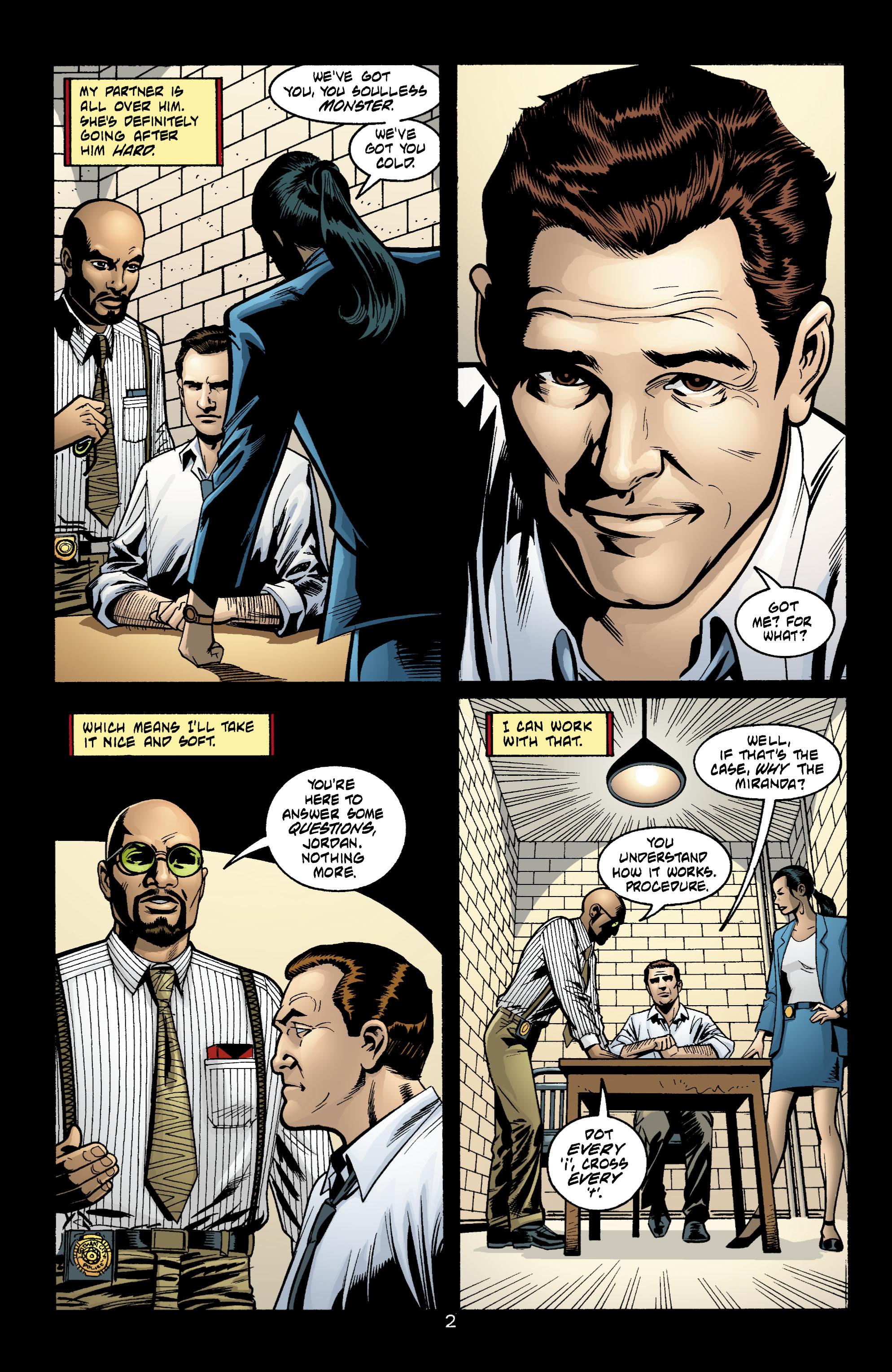 Detective Comics (1937) 754 Page 2