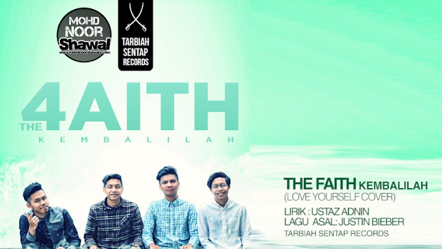 Lirik The Faith - Kembalilah (Love Yourself Cover)