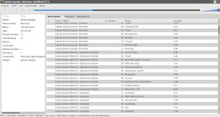 Comparativos de reprodutores de áudio LInux