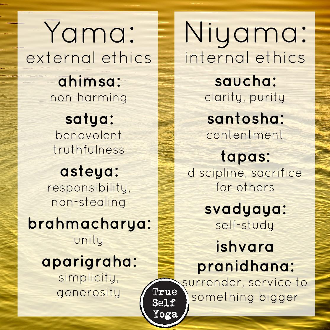 Learning Living Learning Living Yama Social Ethics