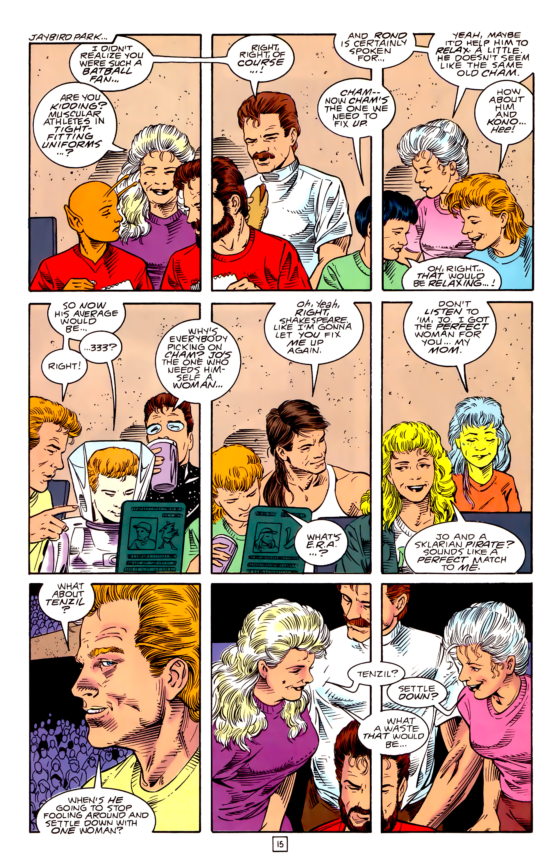 Legion of Super-Heroes (1989) _Annual_3 Page 42