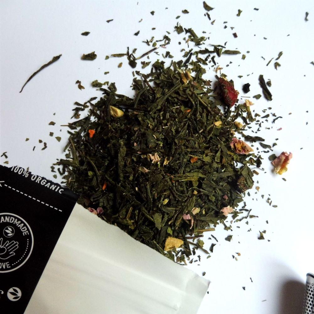 Découverte des thés et infusions L'effronThé et sa MajesThé #concours - Par Lili LaRochelle à Bordeaux