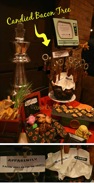 breakfast for dinner, nyc caterer, wedding brunch, bat mitzvah tea party, pig candy
