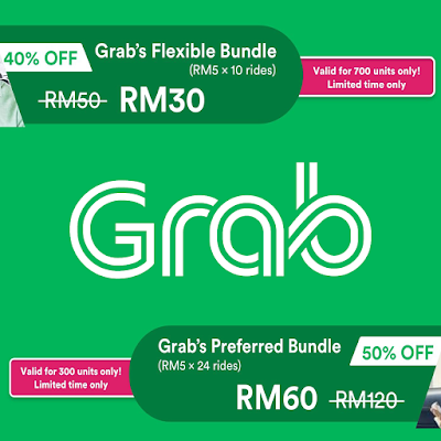 Fave Grab Promo Code Flexible Preferred Bundle
