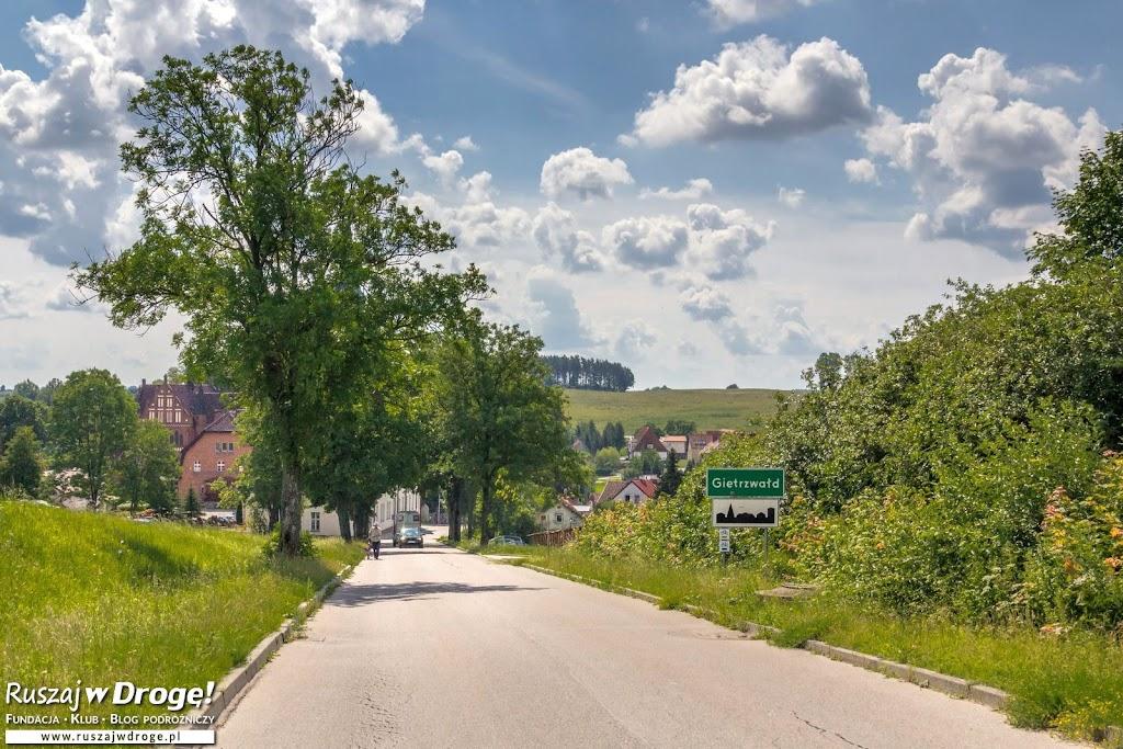Droga do Gietrzwałdu