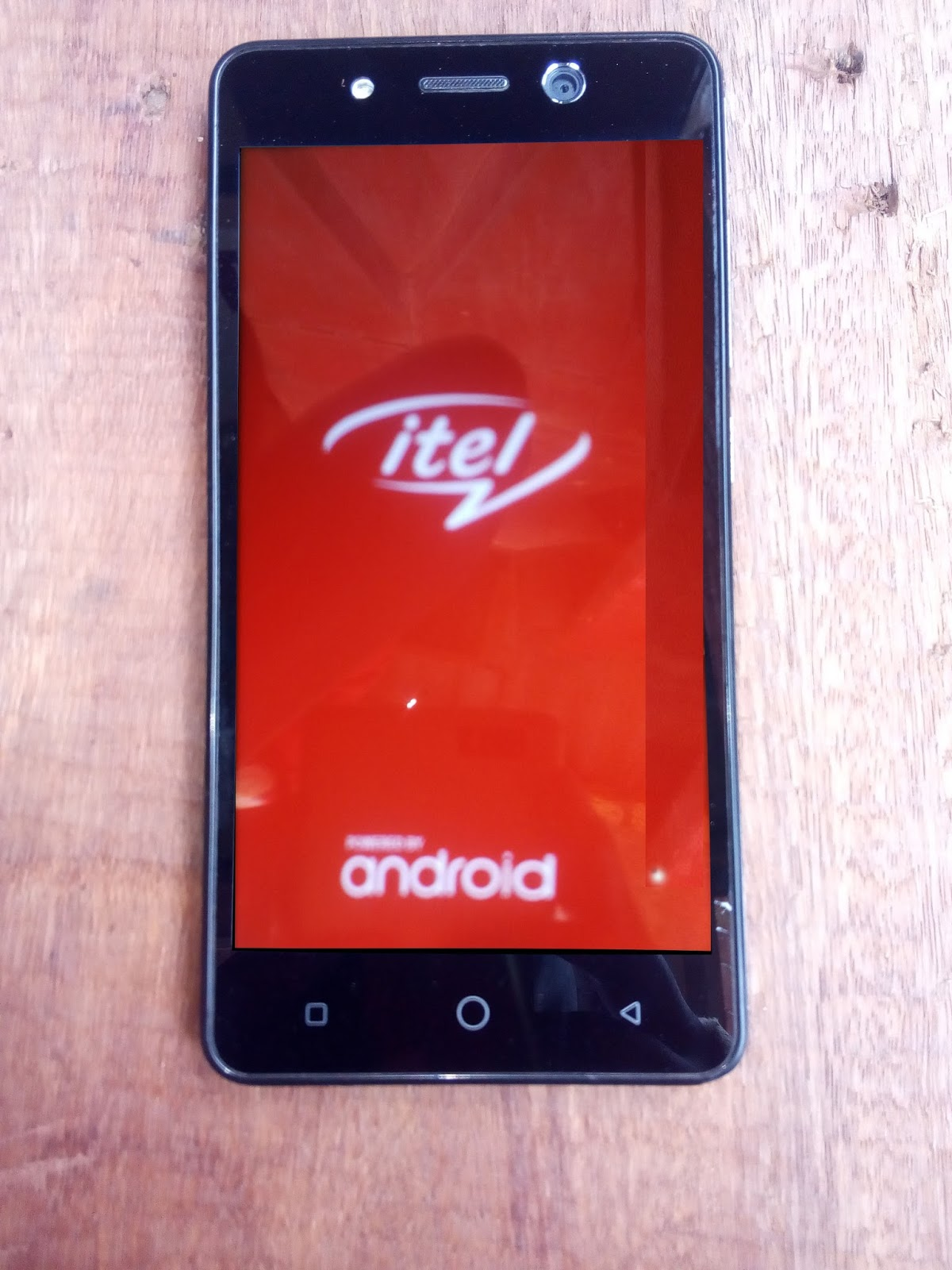ITEL S11 FIRMWARE WITHOUT PASSWORD