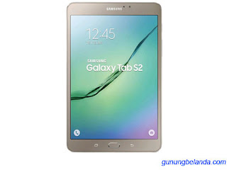 Cara Flashing Samsung Galaxy Tab S2 8.0 WiFi SM-T710
