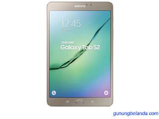 Cara Flashing Samsung Galaxy Tab S2 8.0 LTE SM-T715Y