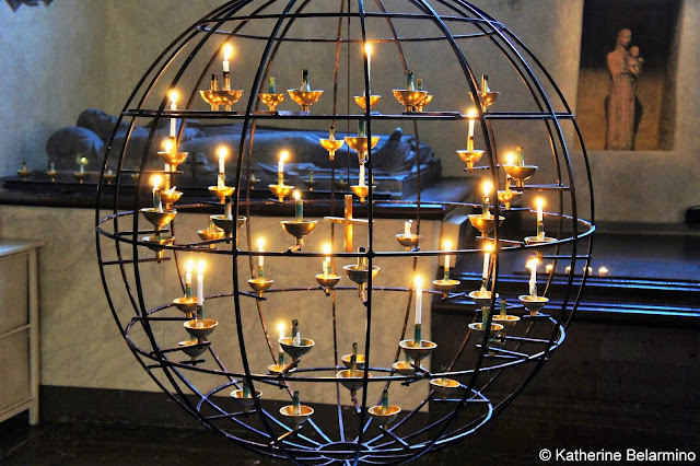 Candle Globe Stockholm Cathedral Things to Do in Stockholm Sweden