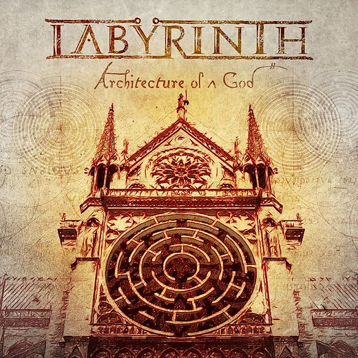 LABYRINTH - Architecture Of A God (2017) full