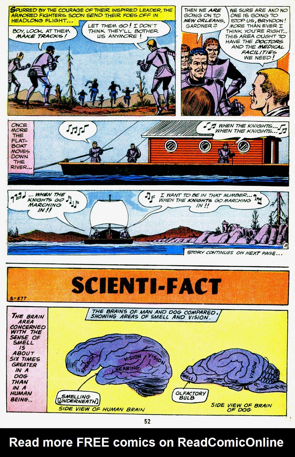 Strange Adventures (1950) issue 227 - Page 53