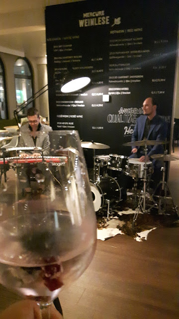 Live-Musik im Hotel an der Bar