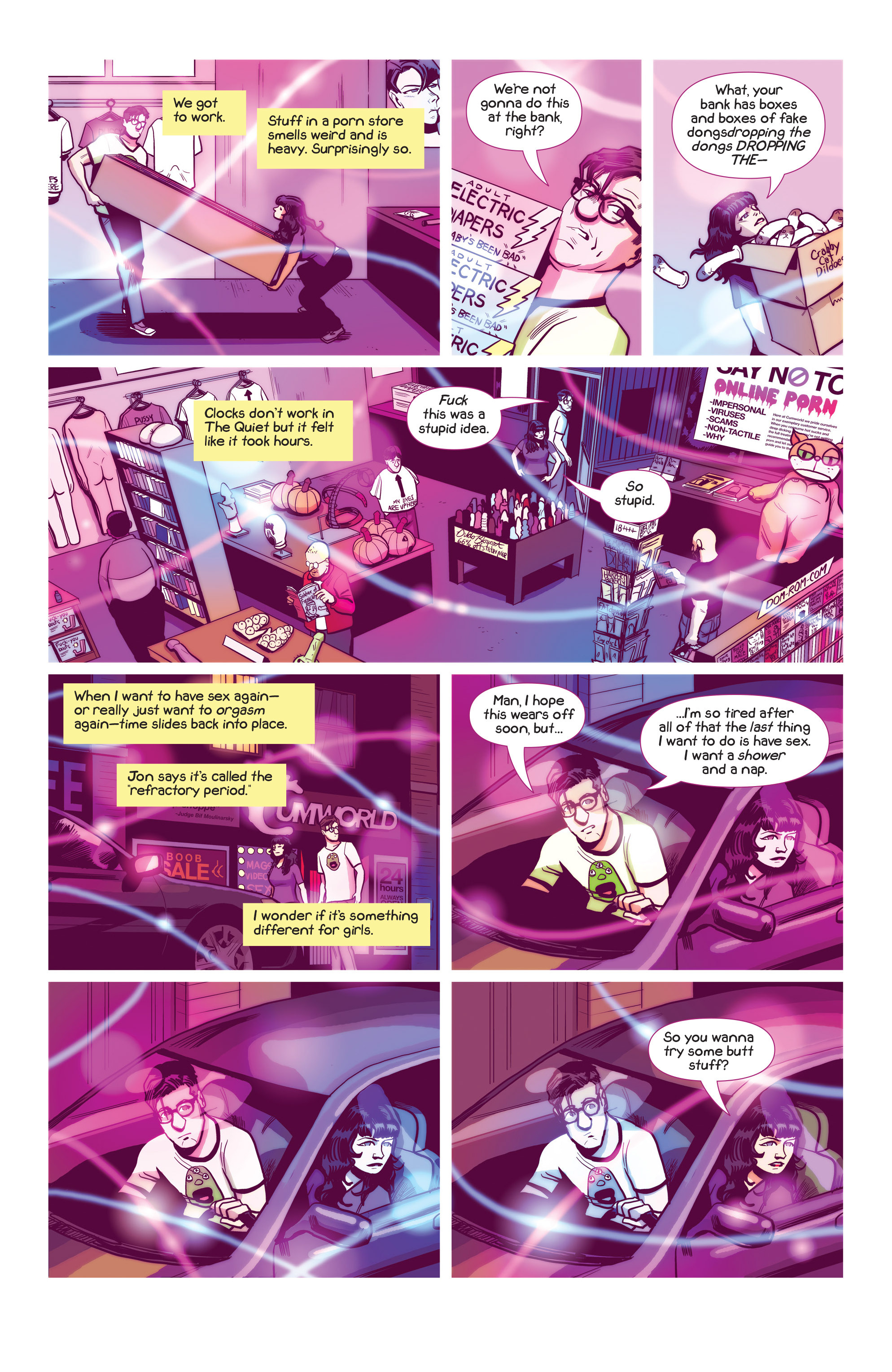 Read online Sex Criminals comic -  Issue #4 - 9