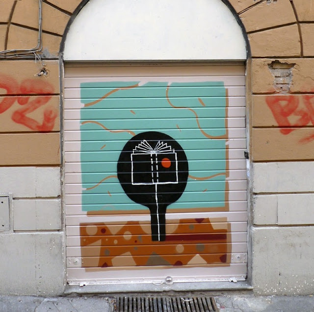 Уличный художник из Италии. Агостино Якурчи (Agostino Iacurci) 17