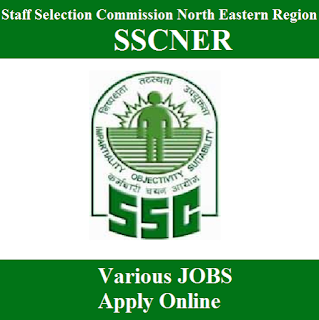 Staff Selection Commission North Eastern Region, SSCNER, SSC, Post Graduation, freejobalert, Sarkari Naukri, Latest Jobs, sscner logo