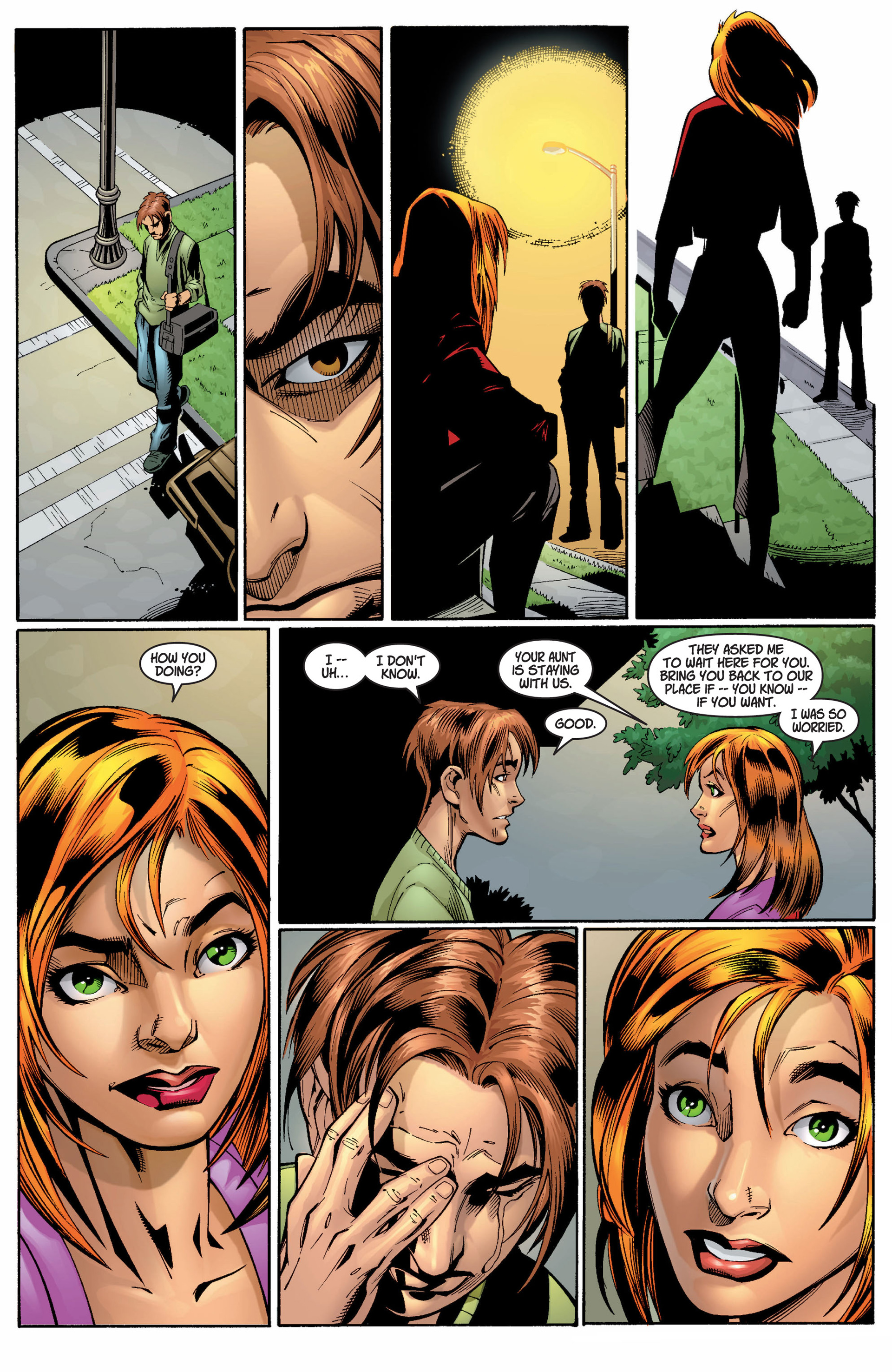 Read online Ultimate Spider-Man (2000) comic -  Issue #5 - 20
