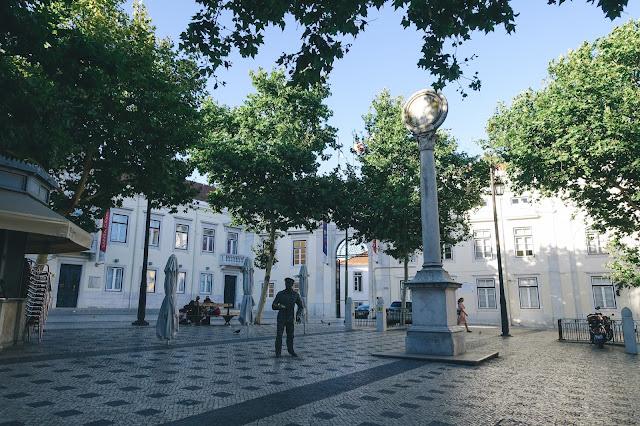 トリンダーデ・コエーリョ広場(Largo Trindade Coelho)