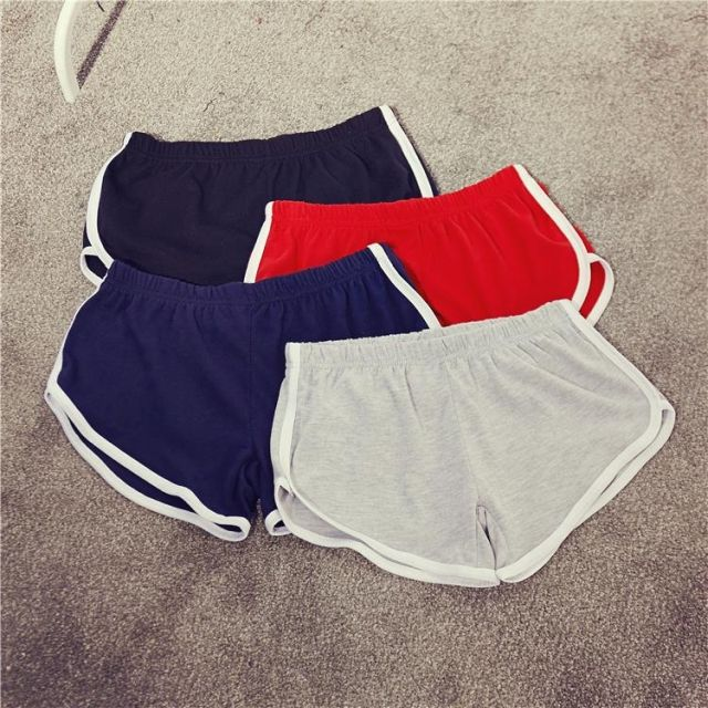 10 color American apparel Sportwear Casual Shorts for Women Running Shorts