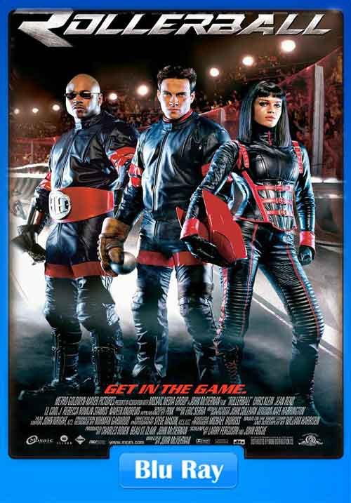 Rollerball 2002 Poster