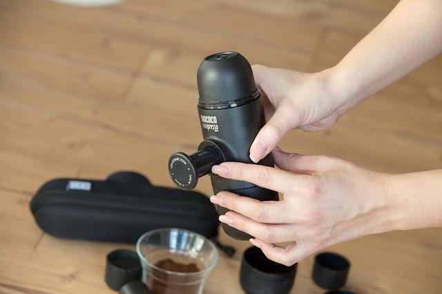 kleine-espressomaschine für-unterwegs camping-espresso handpresso-auto test handhebel-espressomaschine esspresso-maker espressomaschine-12v camping-kaffeemaschine 12v-