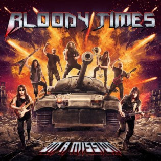 "Ο δίσκος των Bloody Times ""On a Mission"""