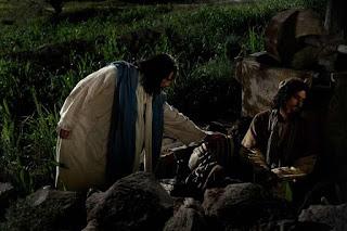 Com Pedro no Escuro Getsêmani