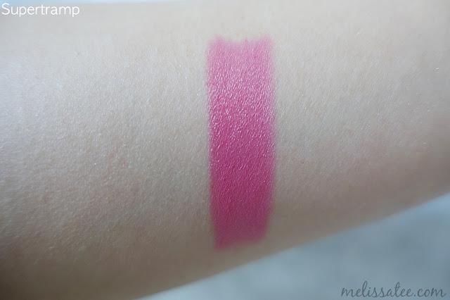 caryl baker, caryl baker visage, caryl baker visage lipsticks, caryl baker visage lipsticks review
