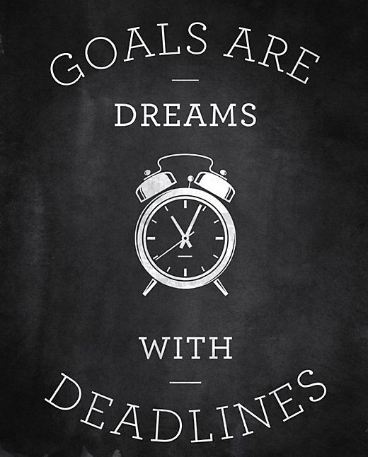 Quote on Goals