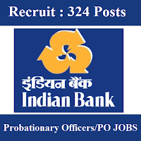 Indian Bank, freejobalert, Sarkari Naukri, Indian Bank Answer Key, Answer Key, indian bank logo