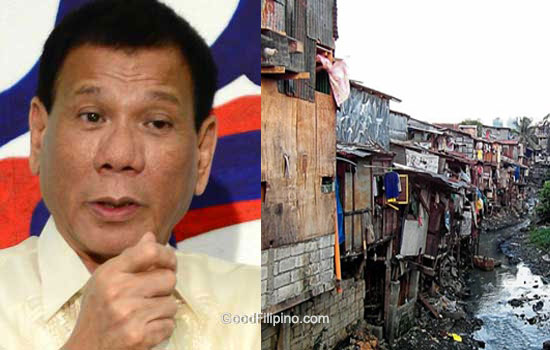 Duterte promise to Informal Settlers: 'Walang demolition kung walang relocation'