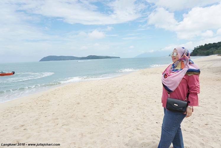 Lepas kerinduan sekitar Pantai Langkawi