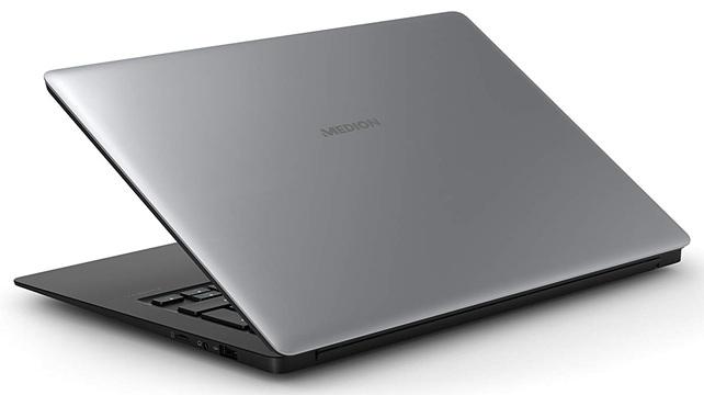 Medion MD61339: portátil low-cost de 14'' con procesador Intel Atom x5-Z8350
