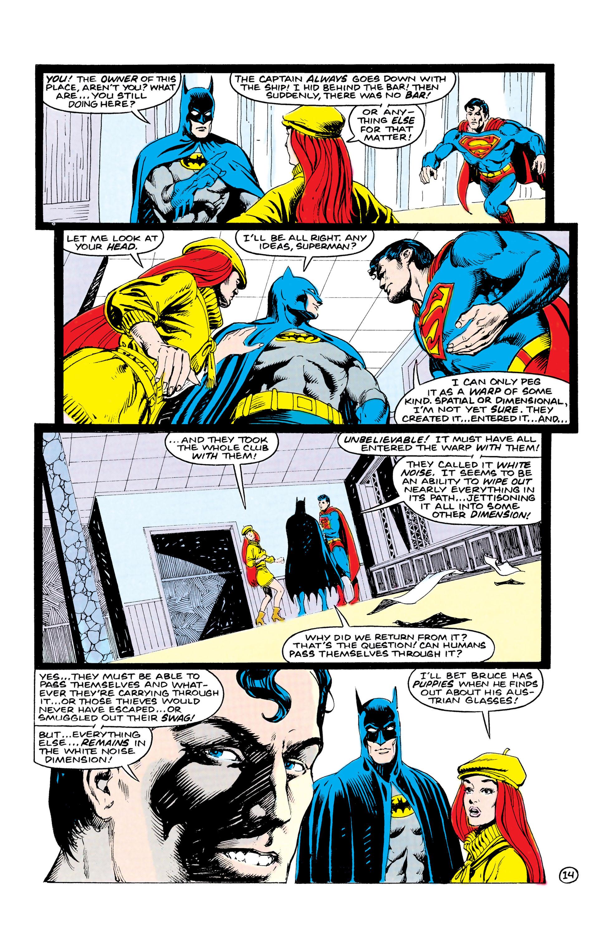 Read online World's Finest Comics comic -  Issue #312 - 15