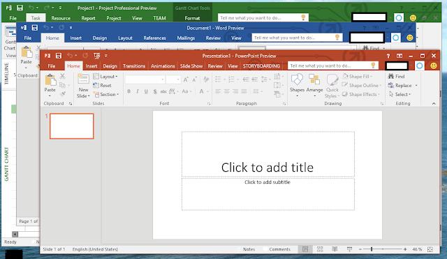 Descargar Microsoft Office Professional 2016 Mega y Mediafire