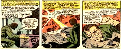 Amazing Spider-Man #46, John Romita, the Shocker origin
