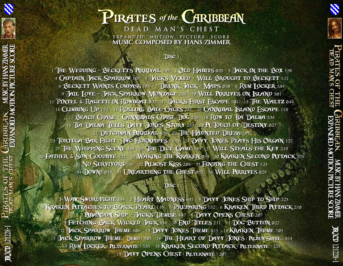LE BLOG DE CHIEF DUNDEE: PIRATES OF THE CARIBBEAN: DEAD