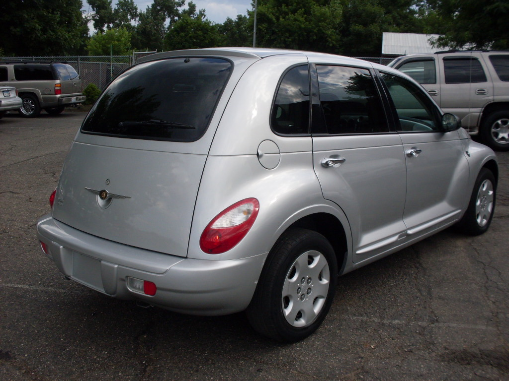Pt Cruiser Silver New Pict