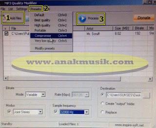 Cara Memperkecil Ukuran MP3 Tanpa Mengurangi Kualitasnya
