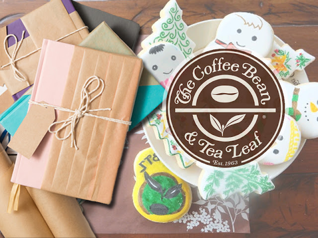 The Coffee Bean and Tea Leaf Giving Journal 2017