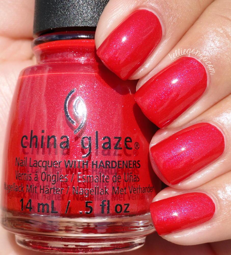 China Glaze Y'all Ready For This?