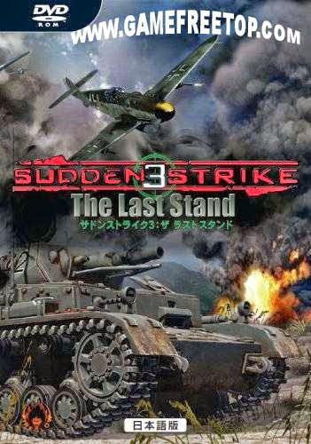 Sudden Strike 2 PC Game - Free Download Full Version