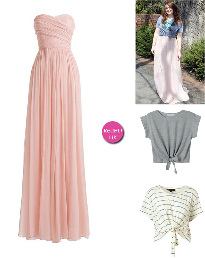 Wear Again Bridesmaid Dress May 2016